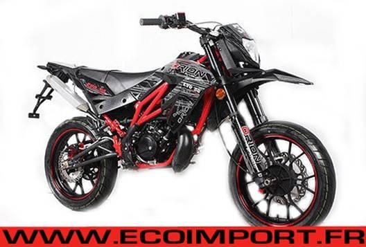 motocross 50cc homologue route